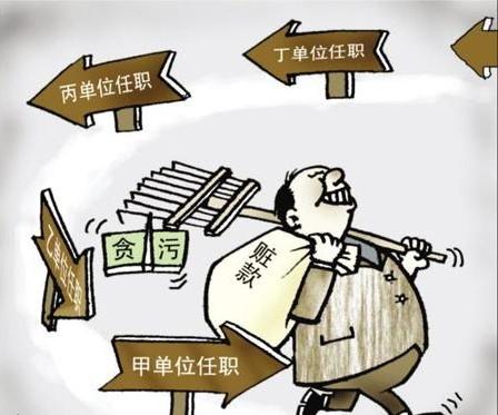 杨延虎等贪污案