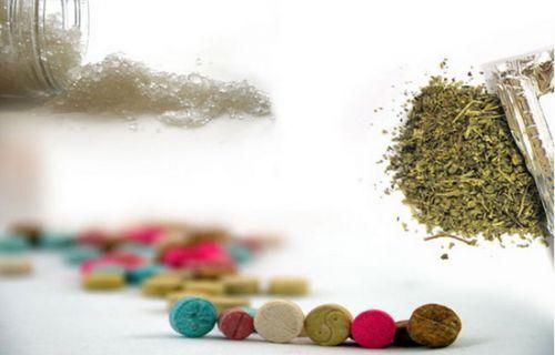 毒品犯罪典型案例
