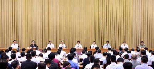 孟建柱出席全国律师工作会议并讲话