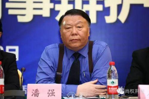 天津击水律师事务所主任潘强