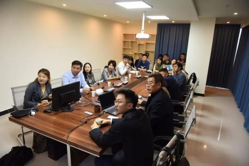 4青训营同学与西藏同行交流